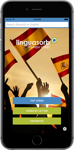 Spanish Verb App - Linguasorb